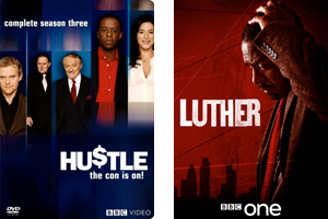 hustle and luther