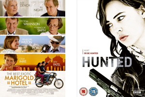 marigold hotel and hunted