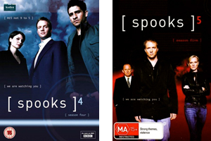 spooks 4 and 5