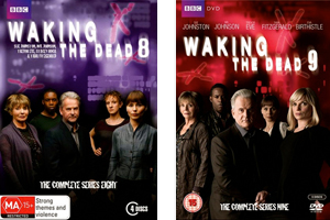 waking the dead 8 and 9